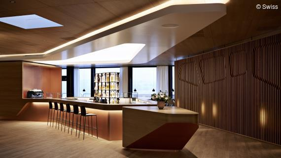 SWISS First Lounge A